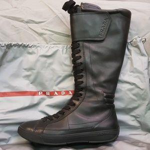 PRADA Boots 37.5